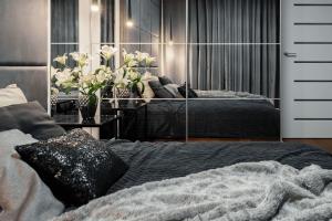 kleine slaapkamer spiegel