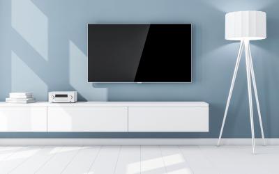 Hoe kun je kabels wegwerken van je tv?