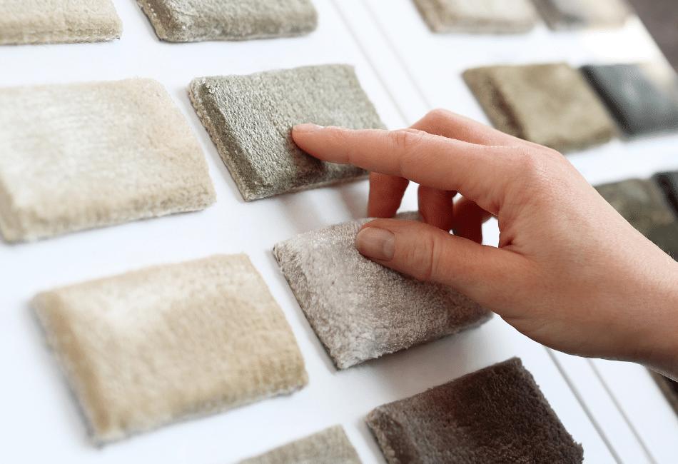 Soorten tapijt